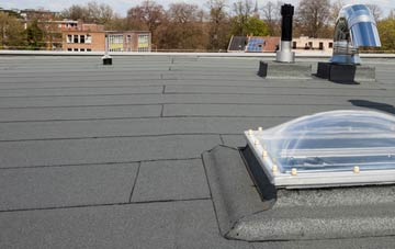 benefits of Greeny flat roofing