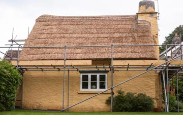 Greeny thatch roofing costs