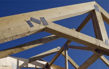 Greeny roof trusses for new builds and additions